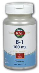 Image of B1 100 mg
