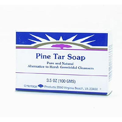 Image of Pine Tar Soap Bar