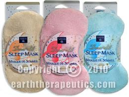 Image of Dream Silk Sleep Mask Blue