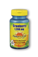 Image of Cranberry 1200 mg