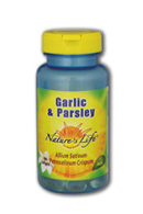 Image of Garlic & Parsley 1200/1 mg
