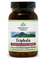 Image of Triphala (Digestion & Colon Cleanse) Organic