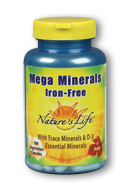 Image of Mega Minerals Iron-Free