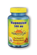 Image of Magnesium 500 mg