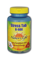 Image of Stress Tab B-600