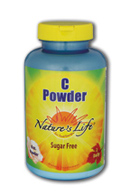 Image of Vitamin C Powder with Calcium, Magnesium and Potassium