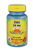 Image of Zinc 50 mg