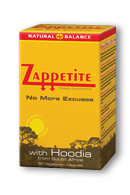 Image of Zappetite with Hoodia (appetite suppressant)