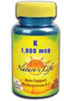 Image of K1 1000 mcg