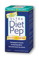 Image of Diet Pep with Green Tea