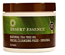 Image of Facial Cleansing Pads Tea Tree Oil