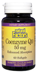 Image of Coenzyme Q10 50 mg