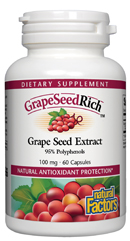 Image of GrapeSeedRich Grape Seed Extract 100 mg