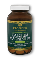 Image of Vegetarian Calcium Magnesium 250/125 mg Tablet