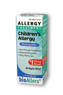 Image of bioAllers Allergy Treatment Children's Allergy Liquid