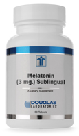 Image of Melatonin 3 mg Sublingual