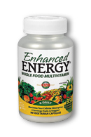 Image of Enhanced Energy Whole Food Multivitamin Capsule