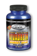 Image of Vivadrein Energy Tabs