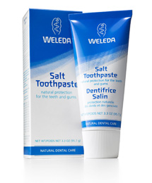 Image of Toothpaste Salt