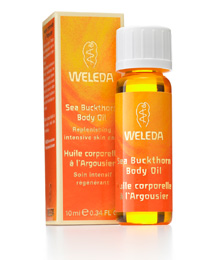 Image of Sea Buckthorn Body Oil Travel Size