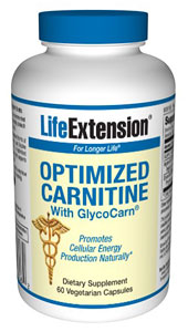 Image of Optimized Carnitine with Glycocarn