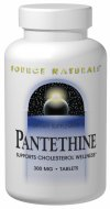 Image of Pantethine 300 mg Tablet