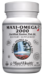 Image of Maxi Omega-3 2000 (Kosher Fish Oil)