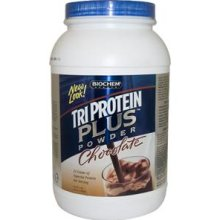 Image of Biochem Tri Protein Plus Powder Chocolate