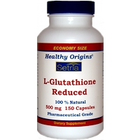 Image of L-Glutathione Reduced 500 mg (Setria)