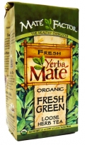 Image of Yerba Mate Organic Fresh Green Tea Loose