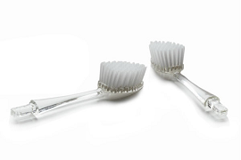 Image of Replacement Heads Medium Bristles Radius