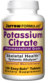 Image of Potassium Citrate 99 mg