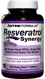 Image of Resveratrol Synergy 20 mg
