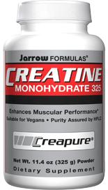 Image of Creatine Monohydrate Powder