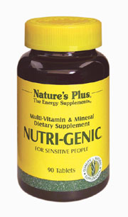 Image of Nutri-Genic Tablet Hypo-Allergenic Multivitamin