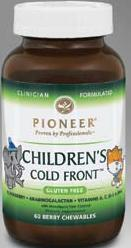 Image of Children's Cold Front Berry Chewable