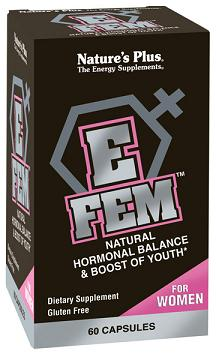 Image of E-FEM Capsules - to boost youth in women