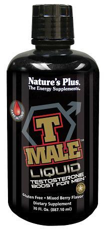 Image of T-Male Liquid Testosterone Booster for Men