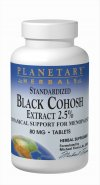 Image of Black Cohosh Extract 2.5% 80 mg
