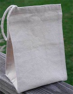 Image of Lunch Bag Cotton Canvas