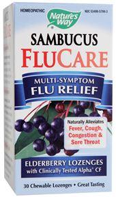 Image of Sambucus Lozenge FluCare