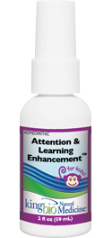 Image of Attention & Learning Enhancement