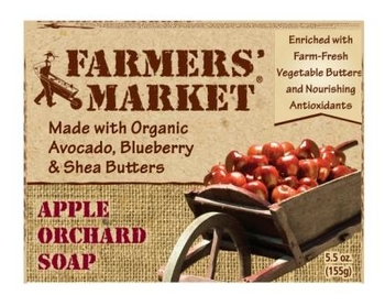 Image of Bar Soap Apple Orchard