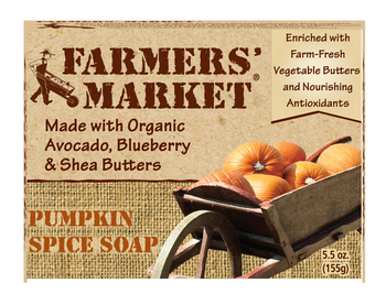Image of Bar Soaps Pumpkin Spice