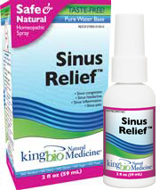 Image of Sinus Relief Spray