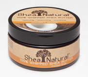 Image of 100% Whipped Shea Butter Coconut Ginger