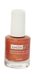 Image of Suncoat Girl Nail Polish Peelable Golden Sunlight