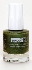Image of Suncoat Girl Nail Polish Peelable Gorgeous Green