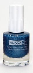 Image of Suncoat Girl Nail Polish Peelable Mermaid Blue