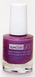 Image of Suncoat Girl Nail Polish Peelable Princess Purple